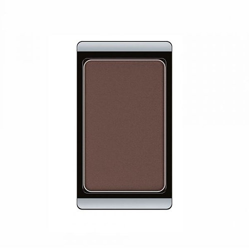 "Eyeshadow ""matt handmade chocolate"""