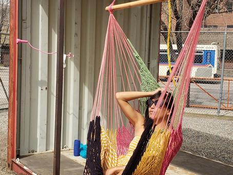 Swing life away....