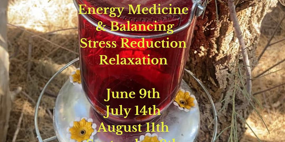 Holistic Healing Individual Sessions in Desert Hot Springs, Ca (donation only)