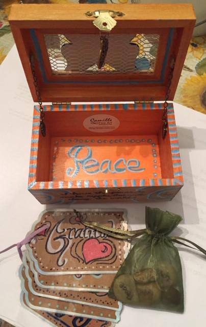 Joyful Peace Joy Box