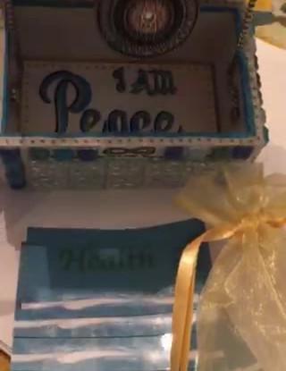 I AM Peace Joy Box