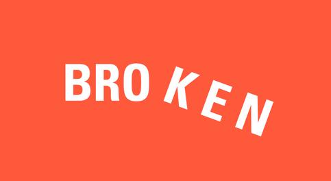 Broken by Breanna Lauder-Williams