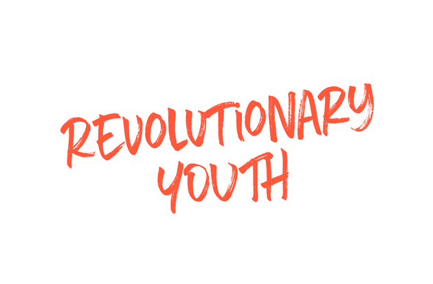 REVOLUTIONARY YOUTH