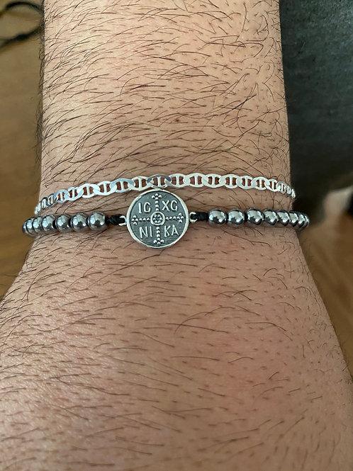 DNA chain bracelet