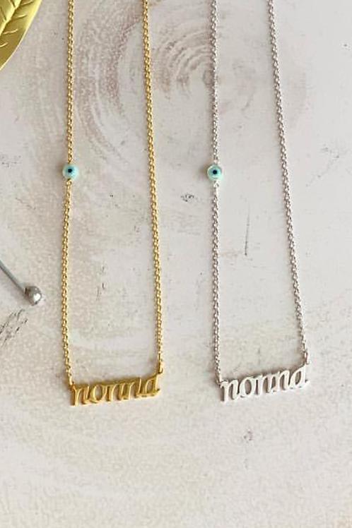 """""""Nonna"""" necklace"""