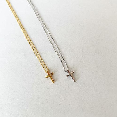 Small plain cross