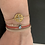 Thumbnail: Prayer Coin cz Bracelet
