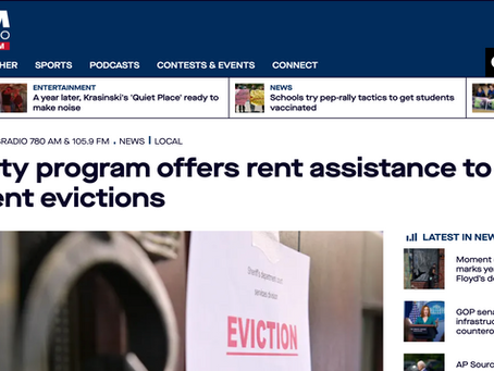 County Program Offers Rent Assistance to Prevent Evictions