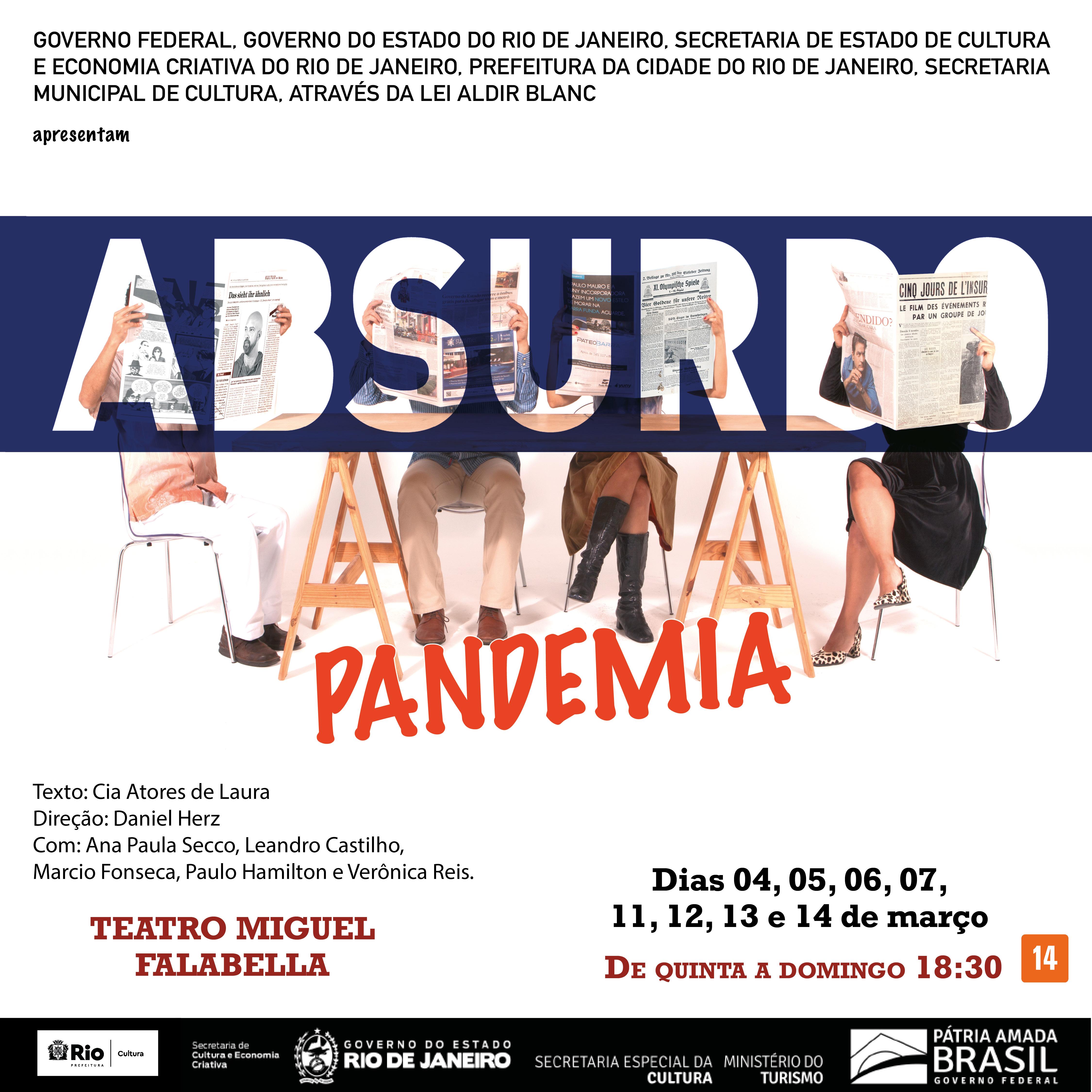 ABSURDO PANDEMIA