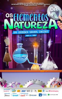 Os Elementos da Natureza: