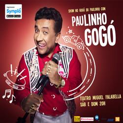 SHOW NO GOGÓ DO PAULINHO