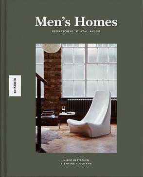 Mens Homes - Interior book by Bergdorf