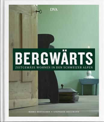 Bergdorf Interior Book   Bergwärts