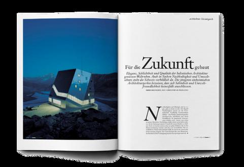 Bergdorf Journalism