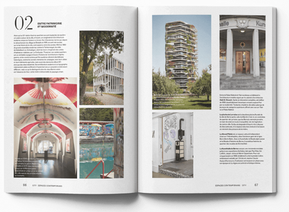 Bern City Reportage by Bergdorf