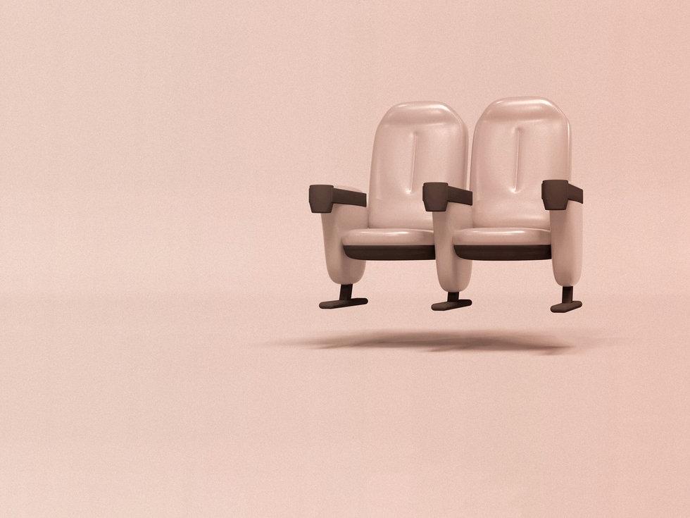movie-cinema-chair-abstract-cartoon-styl