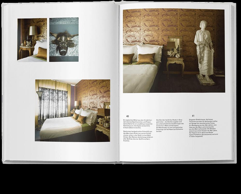Bergdorf Interior Book | Wohnort Zürich