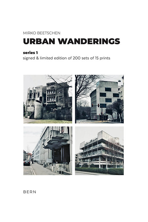 Urban Wanderings