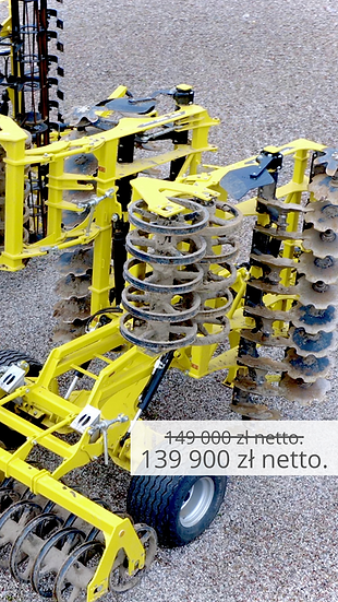 BEDNAR SWIFTERDISC XO 5000 F