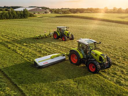 CLAAS ARION 400: wszechstronne ciągniki z nową klasą emisji spalin Stage V oraz nowym ARION 470