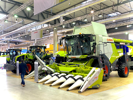 Mazurskie Agro Show 2020