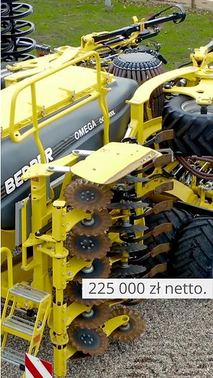 BEDNAR OMEGA OO 4000L