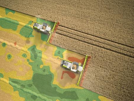 Mapowanie plonu – najrzetelniejsza informacja o polu