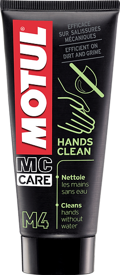 MOTUL M4 WATERLESS HAND CLEANER