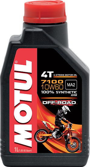 MOTUL 7100 4T 10W60 OFF ROAD 1L