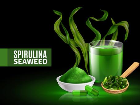 Spirulina:  A Natural Detoxifier Agent