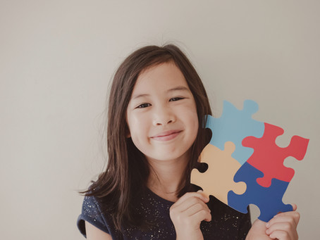 Are Autistic Brains Getting Rusty or Oxidized?  Analysis of almost Five thousand children