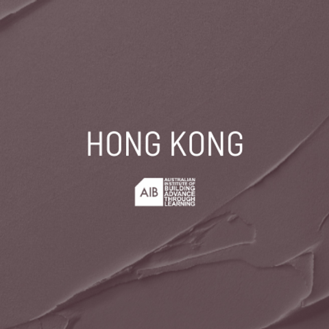 Hong Kong Professional Excellence in Building Awards