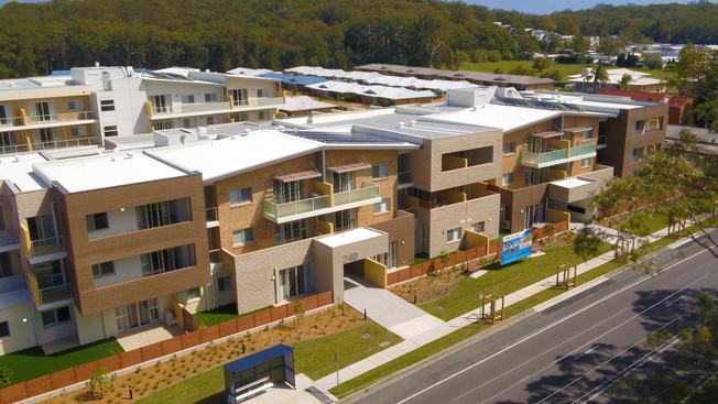 Salamander Bay Senior Housing Bernard Po