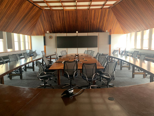 ANU Teaching Spaces Upgrade Damien Cheat