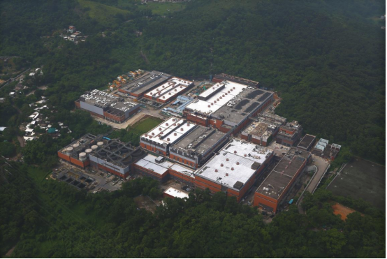 Expansion of Tai Po Water Treatment Work