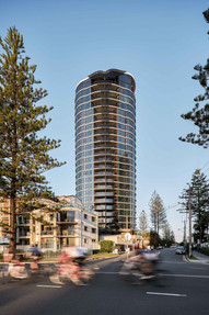 VUE Apartments Broadbeach Levi Corby Hut