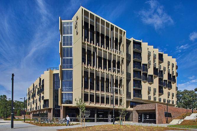 (ANU Student Accommodation 6 - Bruce & W