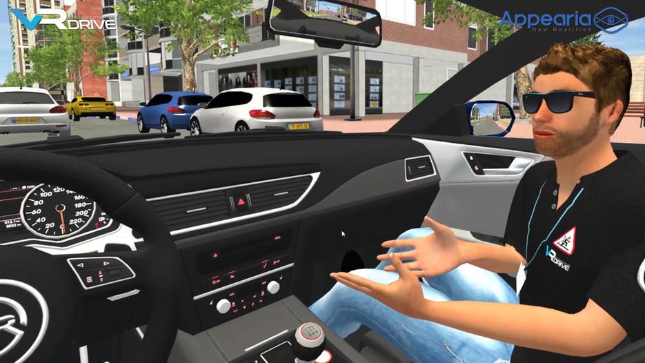 VR Drive