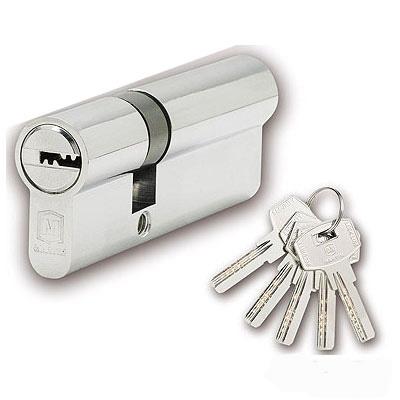 Kύλινδρος κλειδαριάς ασφαλείας με 5 κλει