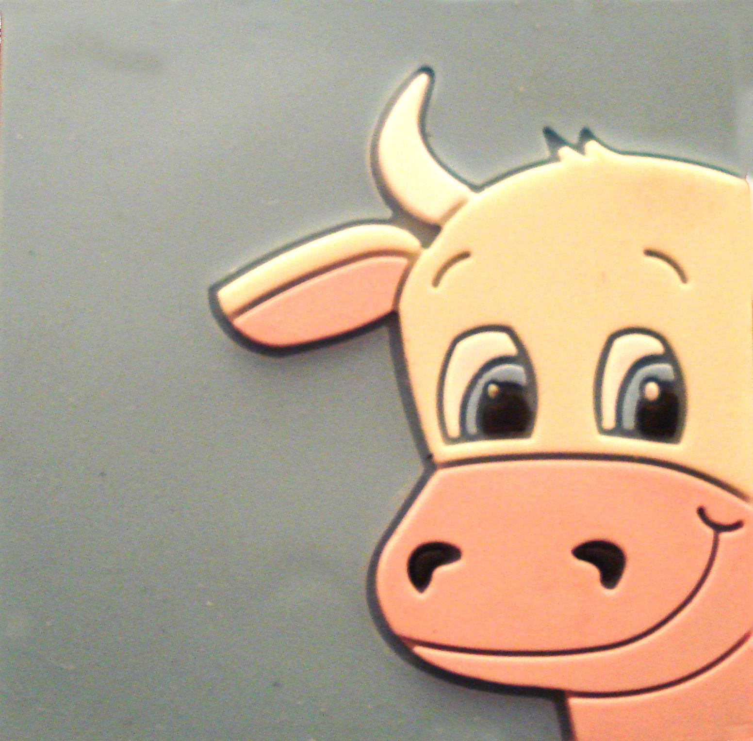 cow rubber