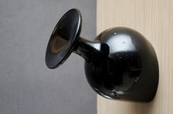 μαυρο ποτηρι