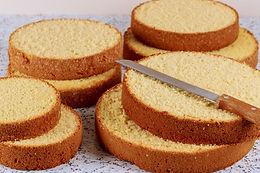 Génoise ou Biscuit simple