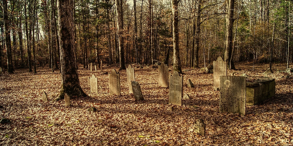Locust Grove Cemetery Headstone Cleaning