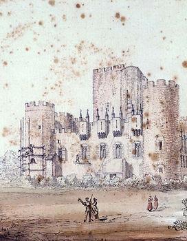 Middle Ages Castle
