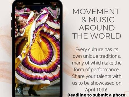 Multicultural Festival Starts Tonight!