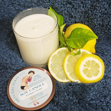 DGS Soy Candles