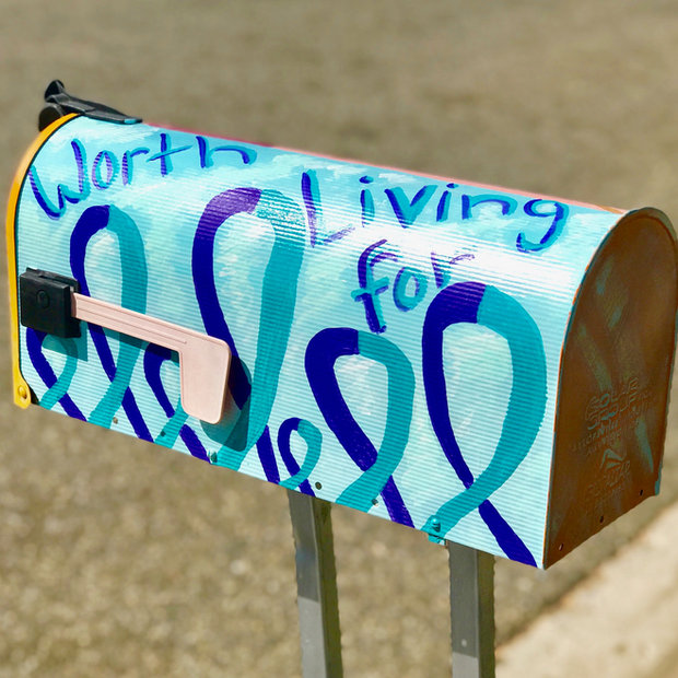 Worth Living For Suicide Prevention Awareness by Kristin Tignac, Youth Council Coordinator and Simi Valley resident