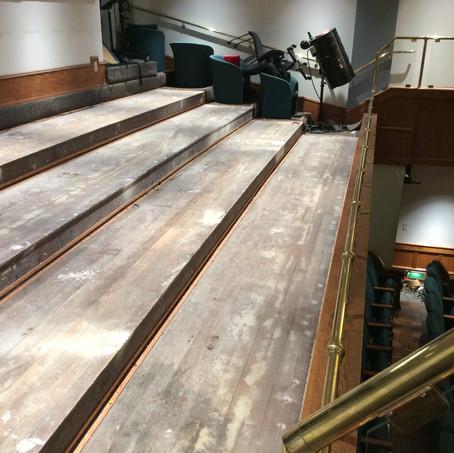 Balcony Renovation 2019