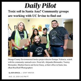 LA Times: Daily Pilot