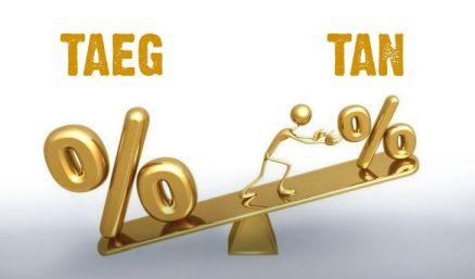 L'IMPORTANZA DI CONOSCERE LA DIFFERENZA TRA T.A.N. E T.A.E.G. NEI FINANZIAMENTI